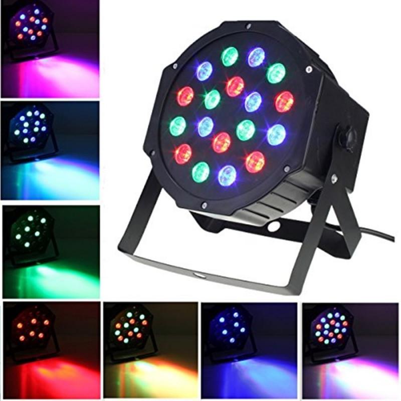 LED RGB šviestuvas | Sceninis šviestuvas