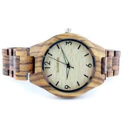 Medinis laikrodis OldWood MW19