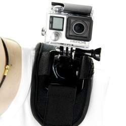GoPro laikiklis ant peties | Shoulder strap mount