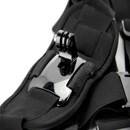 GoPro laikiklis ant peties   Shoulder strap mount