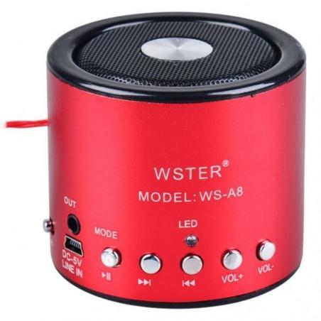 Nešiojama kolonėlė Bluetooth WS-Q9