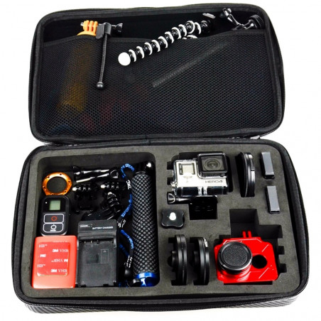 GoPro dėklas veiksmo kamerai  L dydis | GoPro priedai