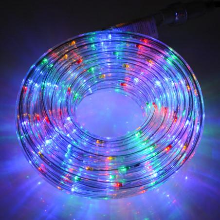 LED Girlianda vamzdelyje Rope 20 m CL2