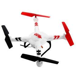 Dronas WLtoys V686 | Dronas su FPV kamera
