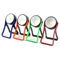 Magnetinė Cob Led lempa   Darbo LED lempa