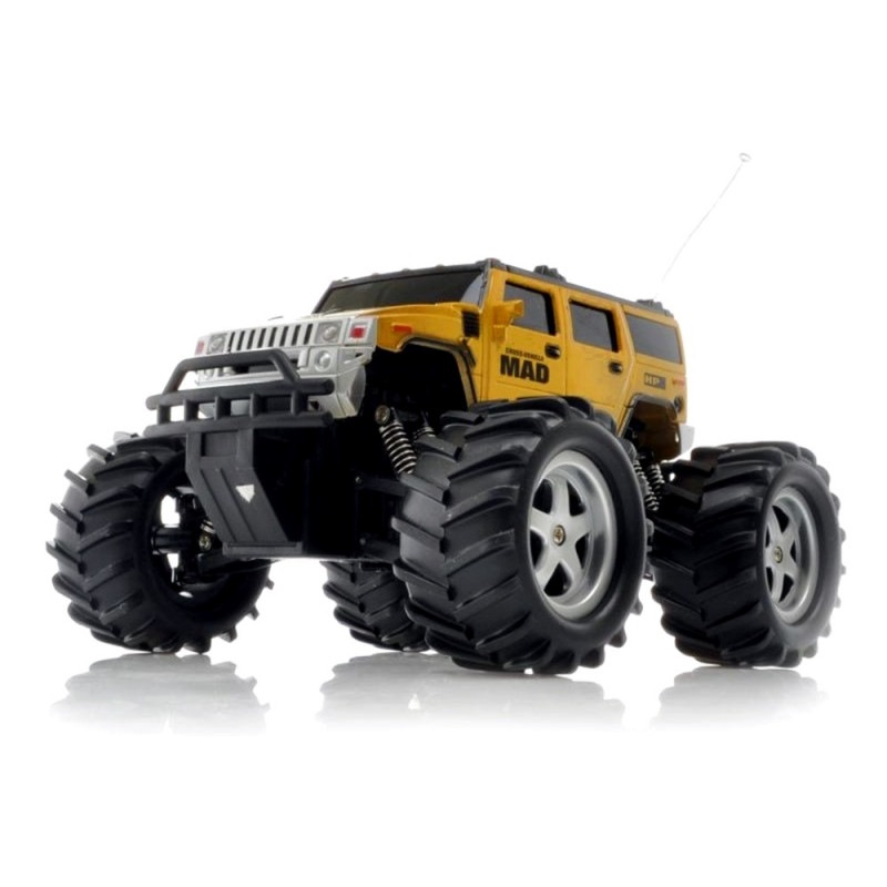 RC mašinėlė  Monster Truck   Radijo bangomis valdomi žaislai