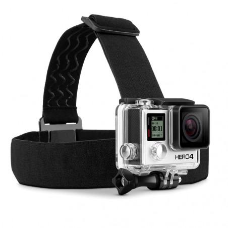 GoPro kameros laikiklis ant galvos |Kameros laikiklis