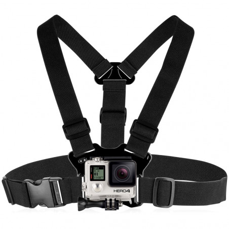Krūtinės diržas GoPro veiksmo kamerai | Kameros laikiklis