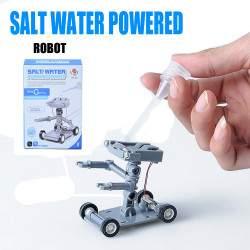 Konstruktorius varomas sūriu vandeniu - Salt Robot