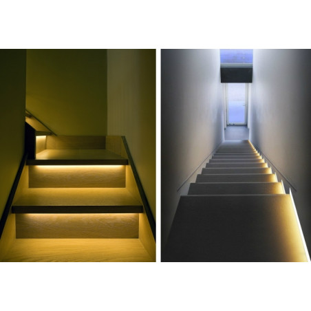 Profesionalus LED juosta 5050 RGB