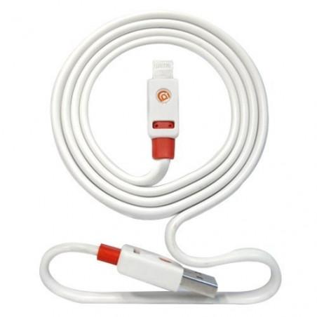 USB Lightning iphone laidas 1.5 m (PREMIUM)