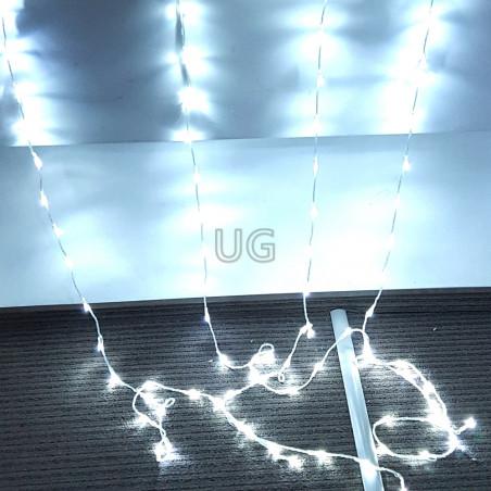 320 LED girlianda Užuolaida - Krioklys CL3