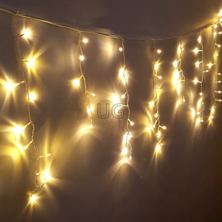 300 LED lauko girlianda varvekliai ECO CL2