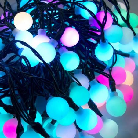 100 LED girlianda burbuliukai STANDART CL2