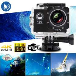 Go Sport Pro 2+ 4K WIFI veiksmo kamera