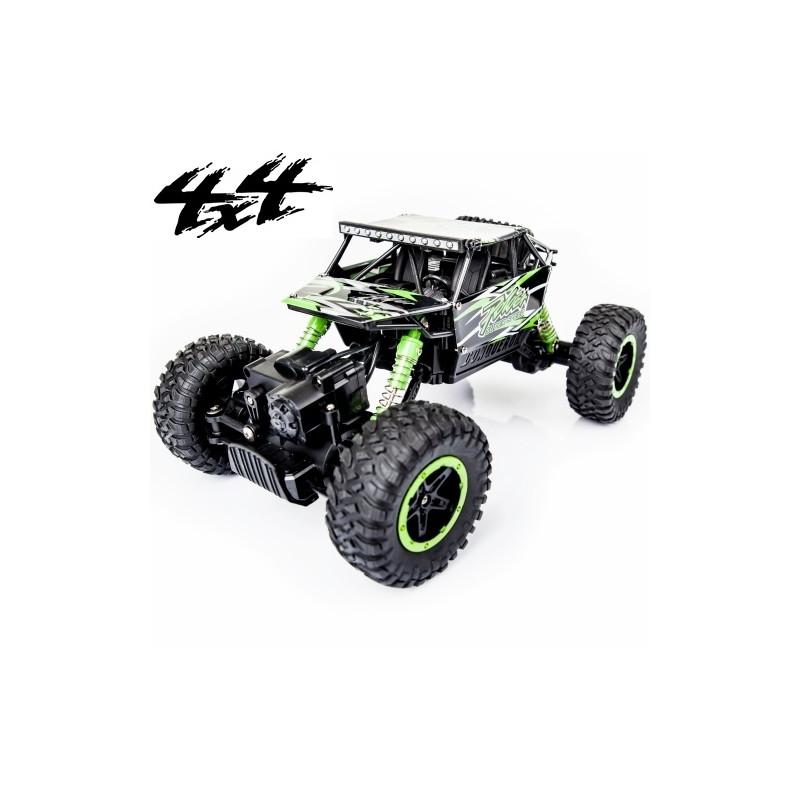 RC mašinėlė NQD Rock Crawler 1:18 4WD | Radijo bangomis valdomi žaislai