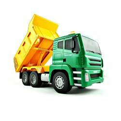 RC mašinėlė sunkvežimis City Truck