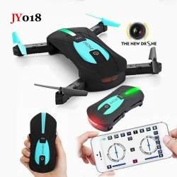 RC mini dronas su Wifi JY018