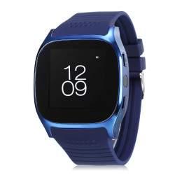 Išmanusis laikrodis su pulso ir spaudimo  matuokliu H02
