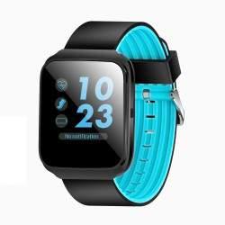 Išmanusis laikrodis su pulso ir spaudimo  matuokliu H06
