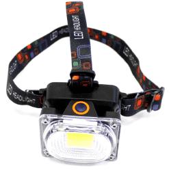 Prožektorius ant galvos | Žibintuvėlis ant galvos X1
