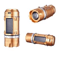 Pastatomas turistinis LED žibintas T01