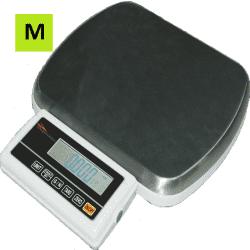 Platforminės svarstyklės 1501MPs su metrologine patikra