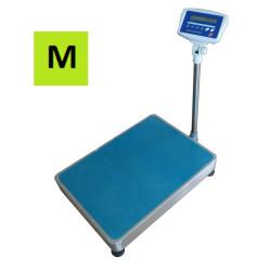 Platforminės svarstyklės 3001MP XL su metrologine patikra