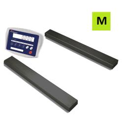 Palečių svarstyklės S-1500MP su metrologine patikra