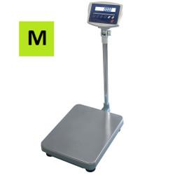 Platforminės svarstyklės 601MP su metrologine patikra