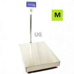 Platforminės svarstyklės 1501MP XL su metrologine patikra