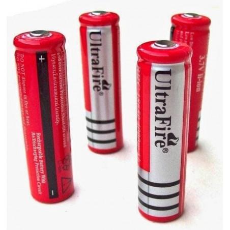 Akumuliatorius UltraFire 18650 9900mAh | Talpa 1700 mAh