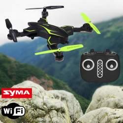 Dronas Syma X56W-P su WiFi kamera