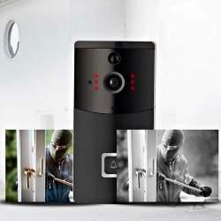 IP kamera durų skambutis DS10