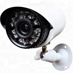 AHD 4 kamerų vaizdo stebėjimo komplektas