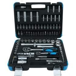 Įrankių galvučių komplektas Essen Tools SP 94 dalių