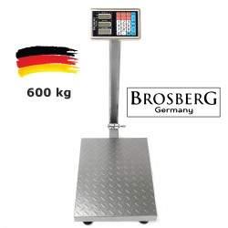 Platforminės svarstyklės  BROSBERG P600MXL