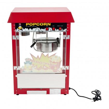 Spragėsių gaminimo aparatas su vėžimėliu RCPW-16E