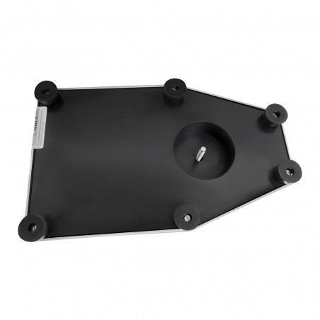 Nerūdijančio plieno mėsmalė - 1100 W - 330 kg/h