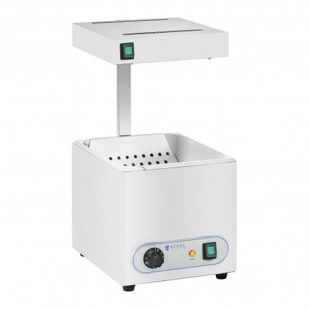 Bulvyčių šildytuvas RCWG-1500