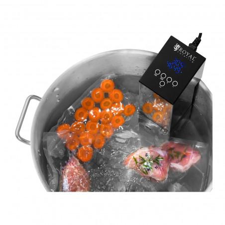 Maisto ruošimo vakuume įrenginys RCSV-02