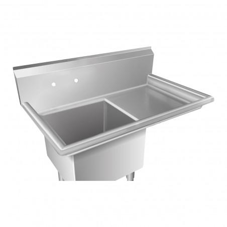 Pramoninė virtuvės kriauklė RCHS-6