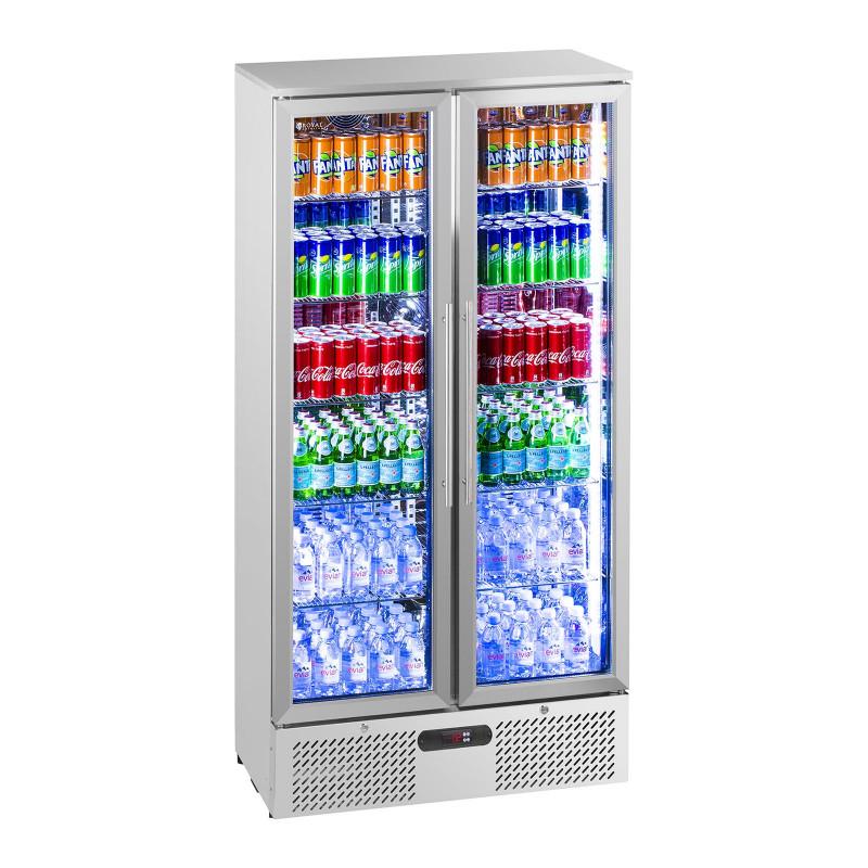 Gėrimų šaldytuvas - 458 L - Nerūdijančio plieno
