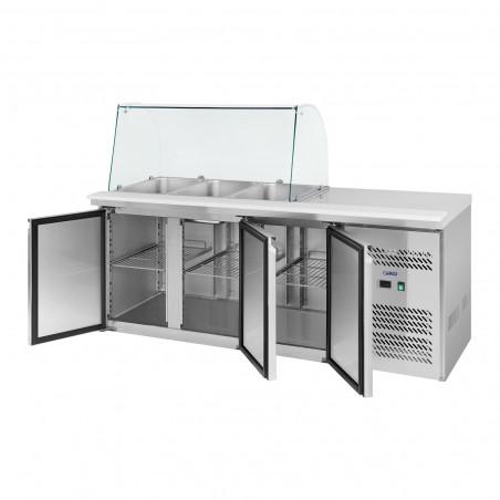Šaldomas stalas - RCSA-S228 - 365 L