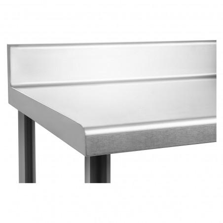 Nerūdijančio plieno darbo stalas RCAT-100/70-S 100x70 cm