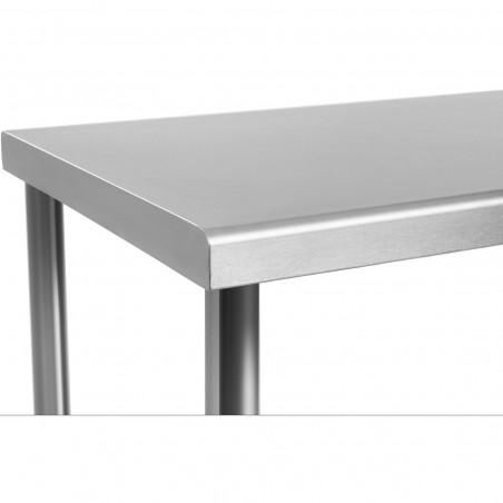 Nerūdijančio plieno darbo stalas RCAT-100/70 100x70 cm