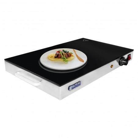Maistą šildantis padėklas RCHP-500G