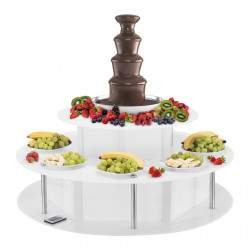 Šokolado fontano dėklas RCCF-BASE LED