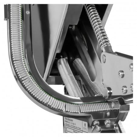 Spaustukai dešrelių kirpimo aparatui RCWC-01