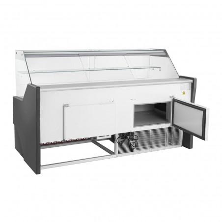 Vitrininis šaldytuvas Royal Catering RCKV-AMS
